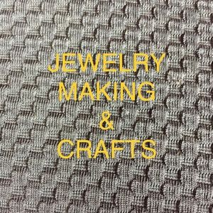 JEWELRY MAKING AND CRAFT SUPPLIES